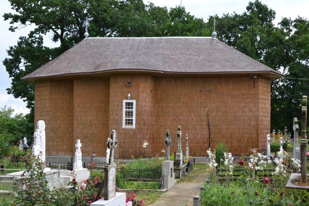 Biserica din Gura Vaii Vale