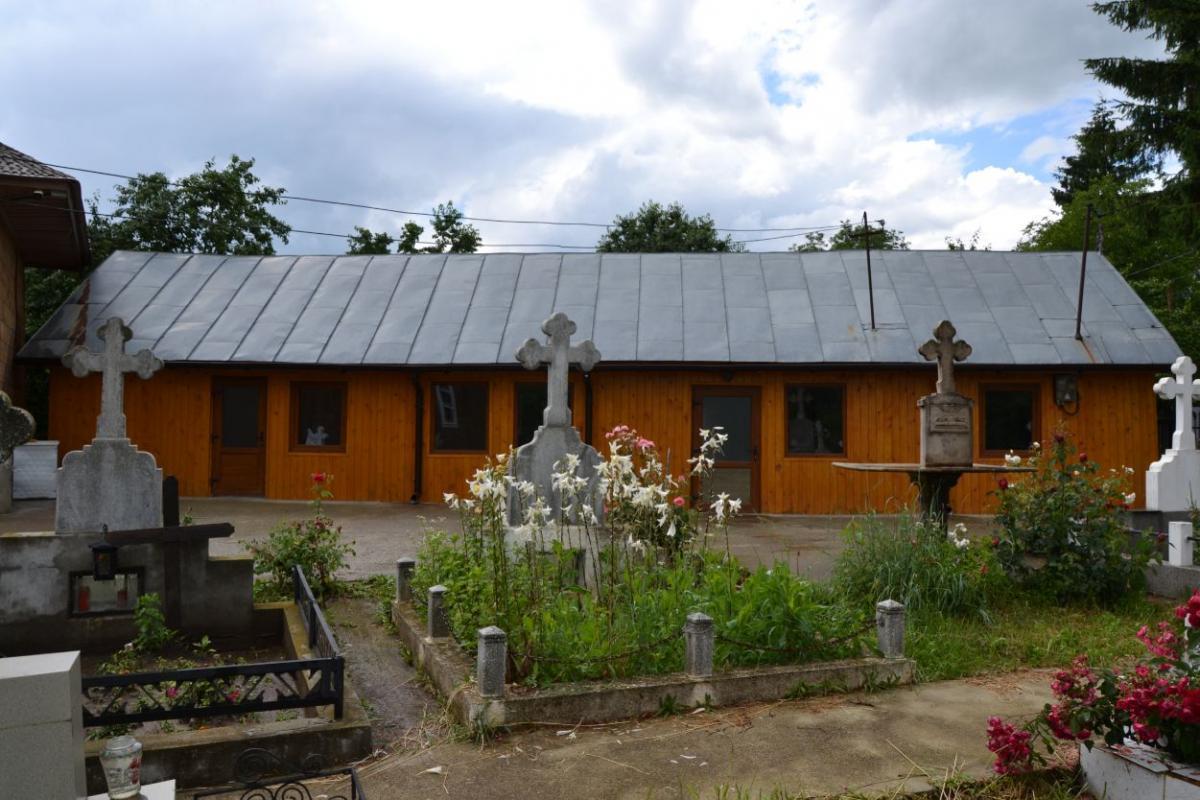 Casa de praznuire din Parohia Gura Vaii Vale